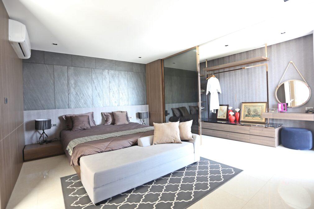Main bedroom duplex